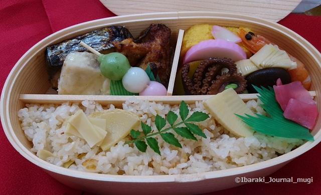 成田家さんのお弁当