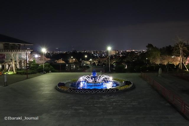 辯天本堂から見た風景IMG_9076