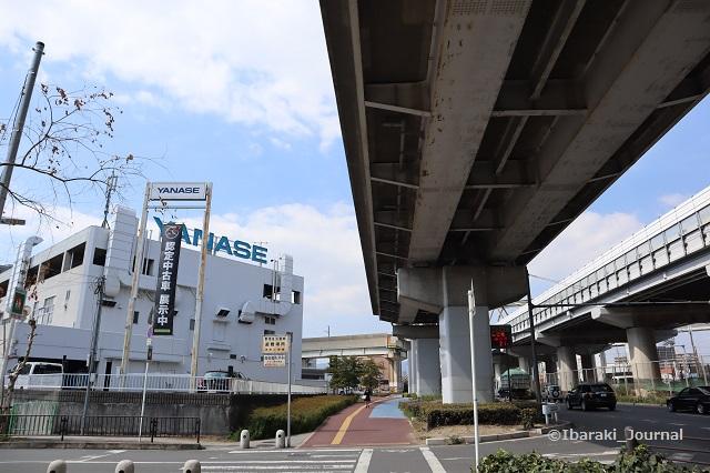 2南茨木駅から中環沿いIMG_9387