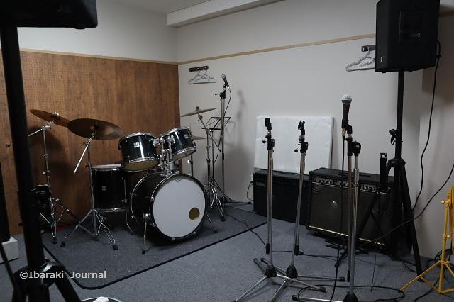 スタジオMSW室内ドラムセットIMG_9597