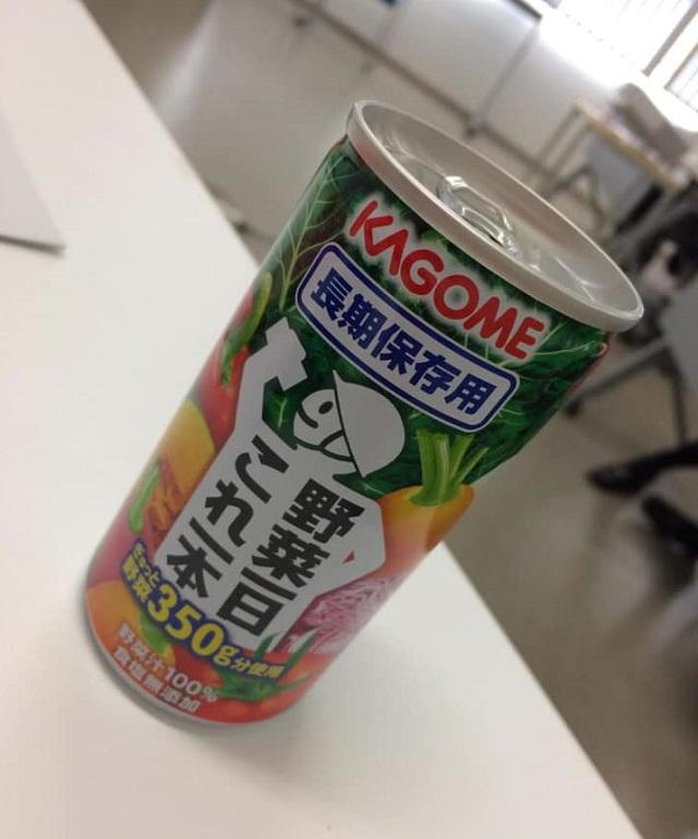 辻さん野菜ジュース1