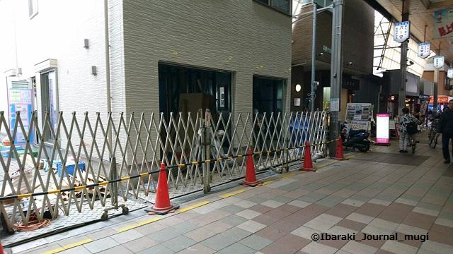 今川焼舞堂の元の店舗の場所