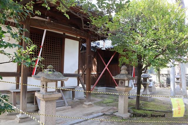 溝咋神社の被害IMG_9464