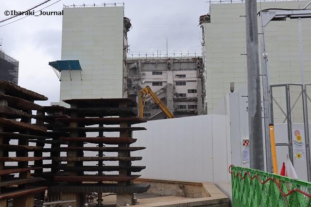 市民会館解体工事2019年8月27IMG_0485