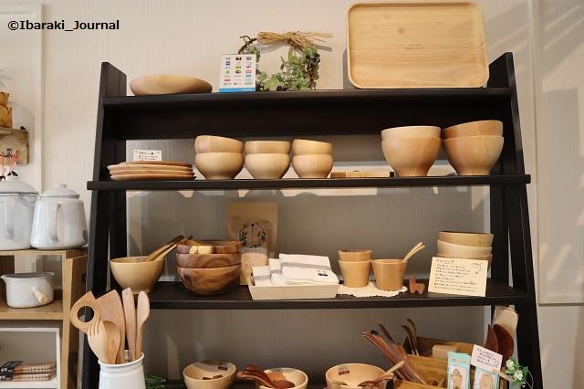 雑貨コニフェールヴェール店内木の器IMG_0338