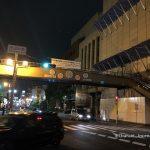 0825歩道橋工事お知らせIMG_9144