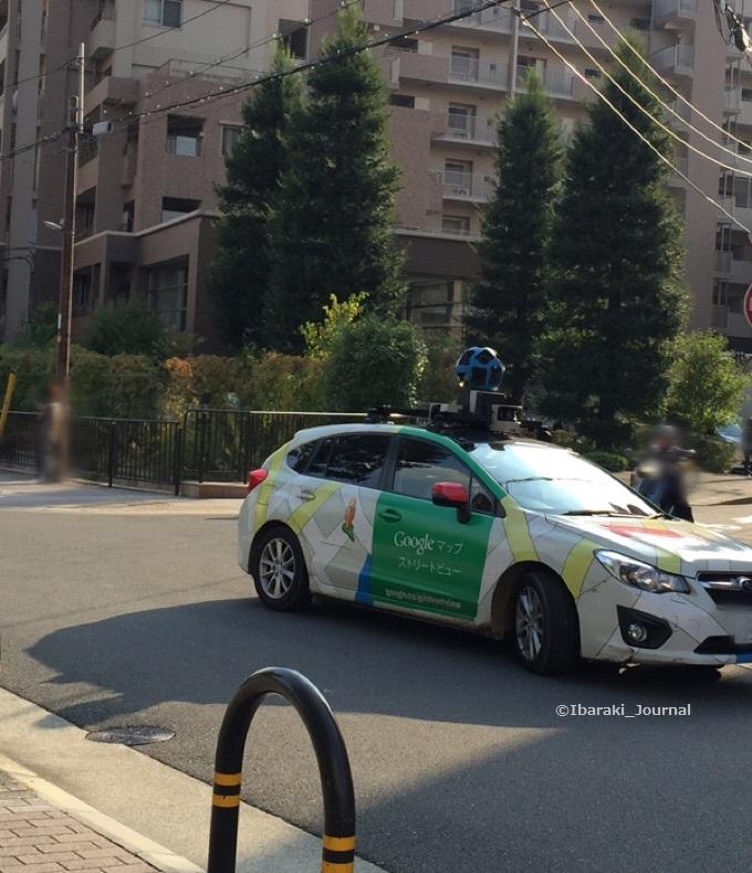 グーグルマップストリートビューの車1_20151031