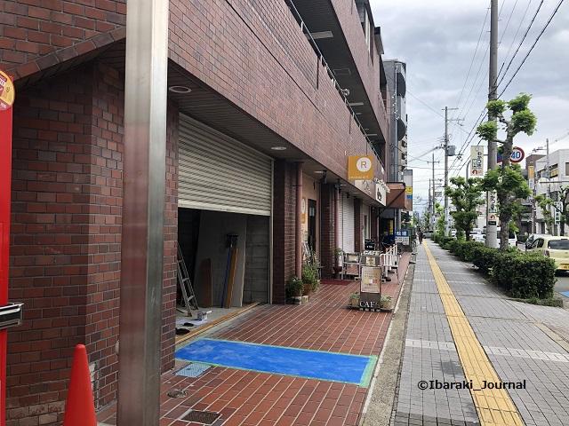 喫茶店予定の工事東向きIMG_9871