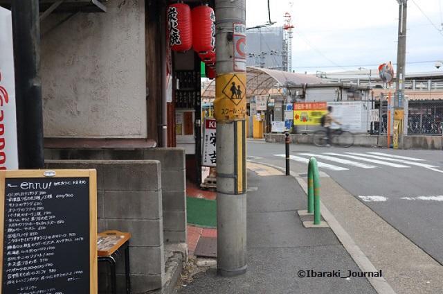 2ennuから駅の方IMG_0878