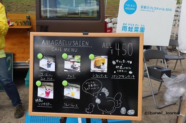 1104安威川フェスティバルの雨蛙菜園IMG_0982
