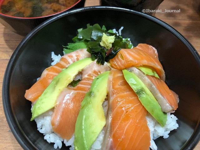 鈴華の海鮮丼IMG_0798