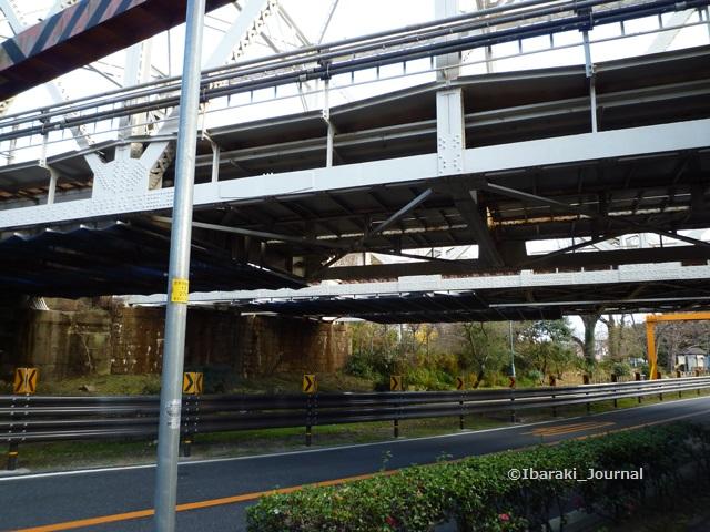 2014年1月JR線路高架川端通り2014年48304d3ac634658df987fa418e2d8d67