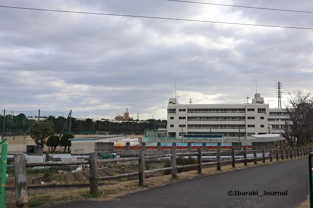 20200118太田中学校を北側からIMG_1728