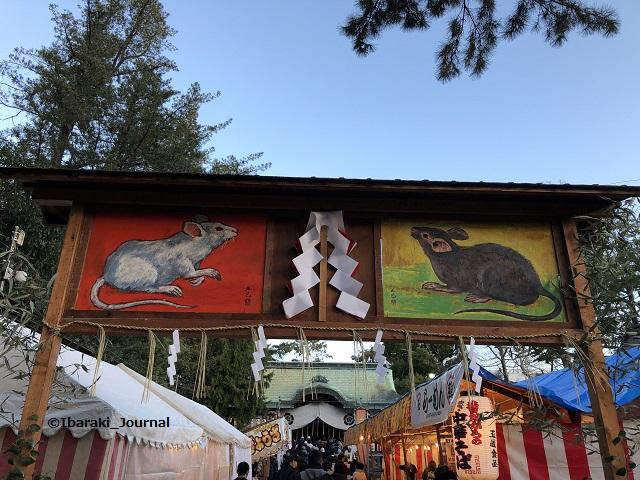 茨木神社干支の門IMG_1271