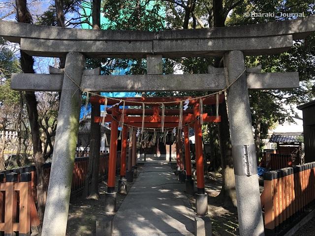 0128茨木神社奥の鳥居IMG_1651
