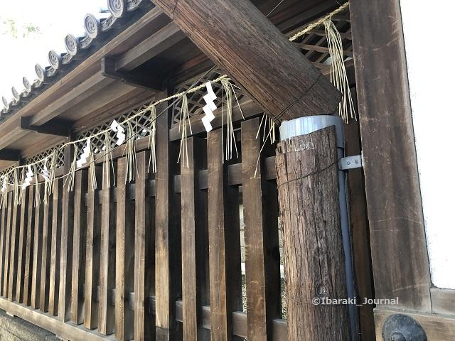 0128茨木神社配管に木の皮IMG_1665