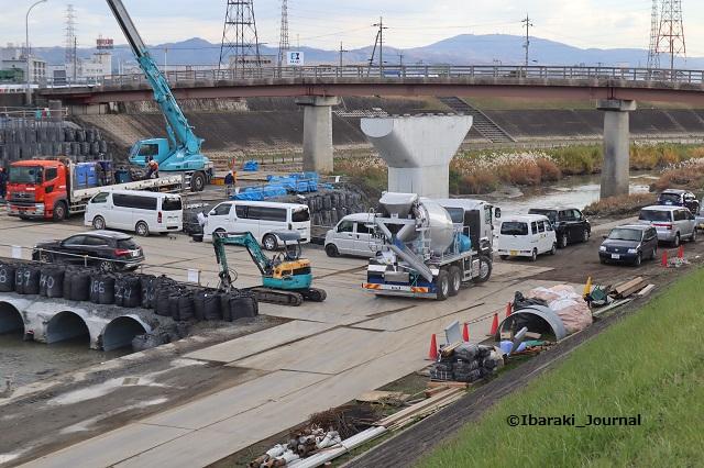 20191220あけぼの橋工事こちら側IMG_1535