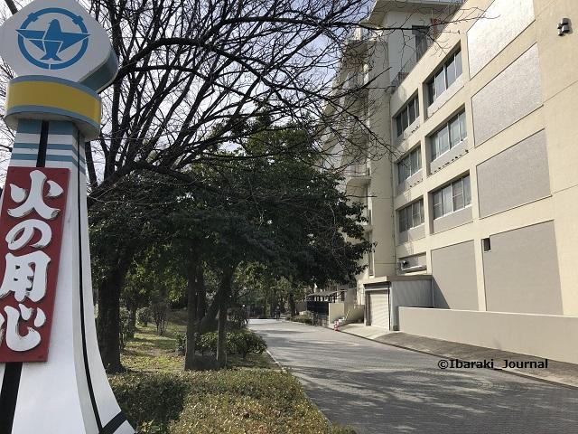 桜通り消防署横元茨木川緑地へIMG_1774