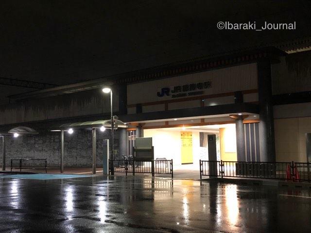 JR総持寺駅20200328