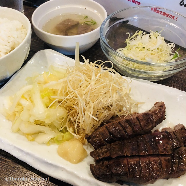 縁家ランチ牛タン定食IMG_4019