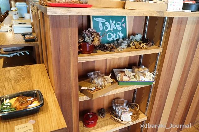 コンテブルの焼き菓子のコーナーIMG_2955