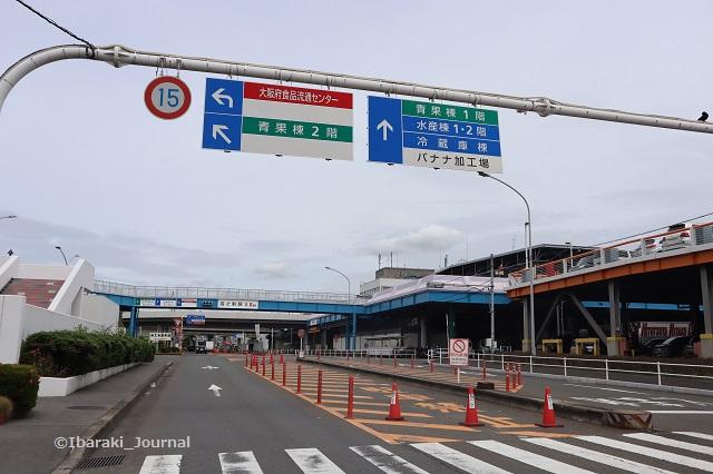 中央卸売市場駐車場はどこかIMG_3096