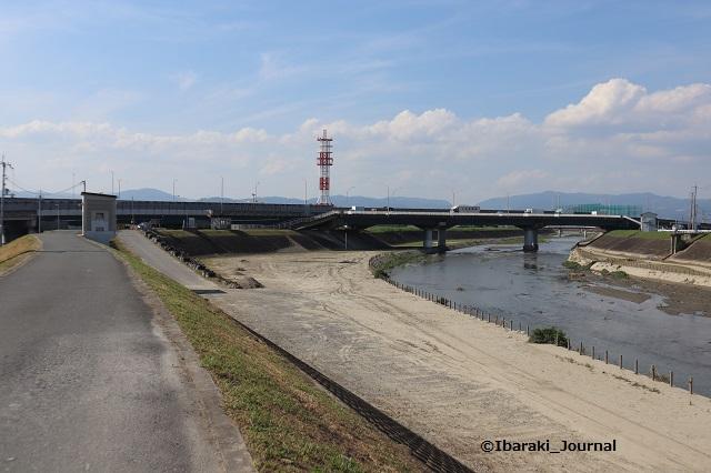 20200624あけぼの橋から野々宮のほうを見るIMG_3610