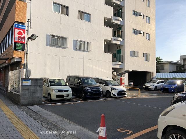 0608ドットMOXそば駐車場の隣駐車場IMG_4438