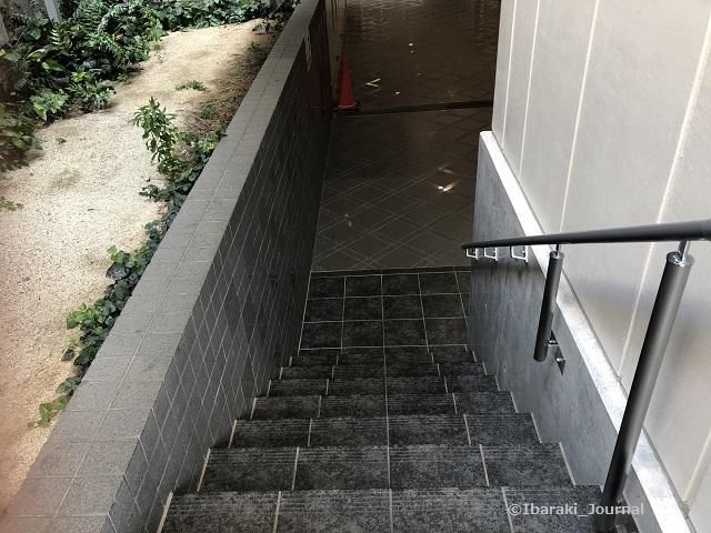 0601杉玉のほうへ階段をおりるIMG_4247