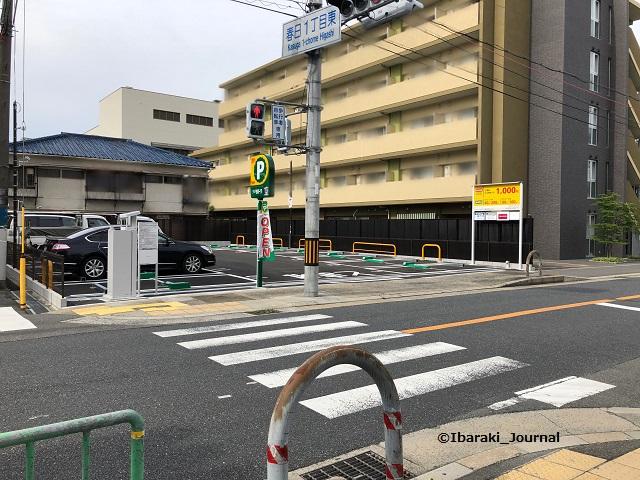 0629三井リパーク保健医療センター近く全景IMG_4954