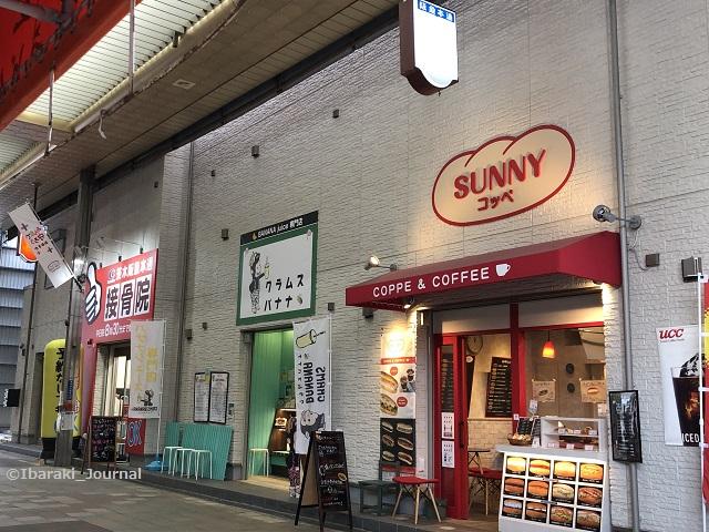 阪急本通り商店街お店並ぶIMG_5488