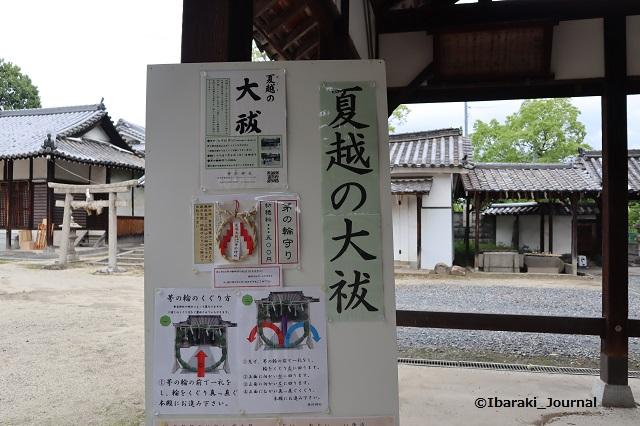 0620井於神社夏越の大祓案内IMG_3487
