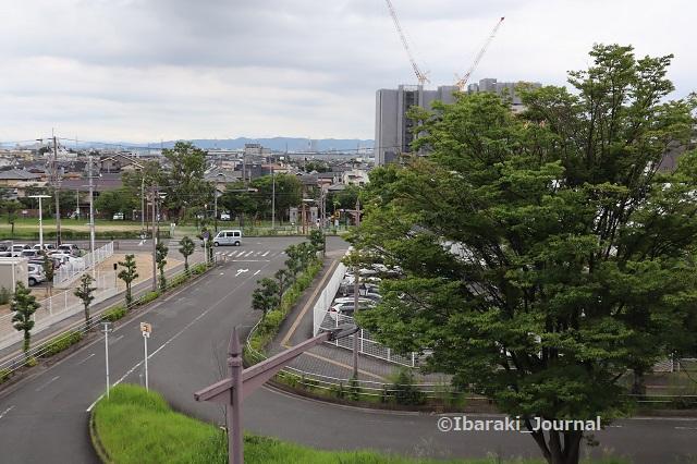 0723沢良宜駅からの風景元茨木川緑地のほうIMG_3969