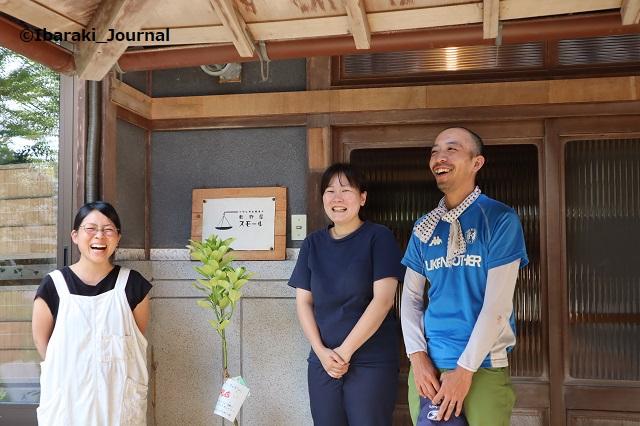 にんげん小屋中井さんとスモールさんIMG_4506