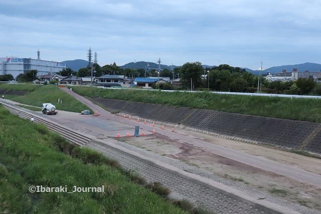 0916安威川でも工事IMG_4458