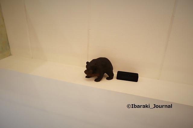 0917treeブルワリーにクマの置物0917 IMG_4610