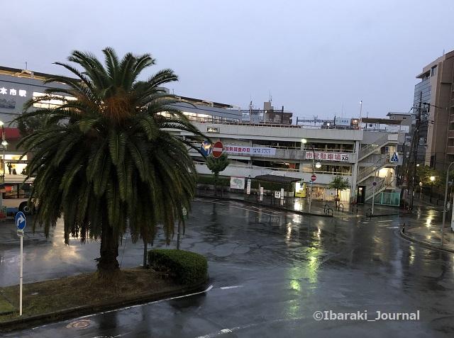 0925阪急茨木市駅西側を上から見るIMG_6845