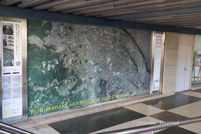 0912阪急ソシオにあったハブイバラキ展示IMG_4296