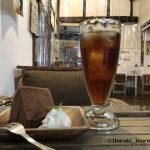 木の香ケーキセットと店内IMG_6548