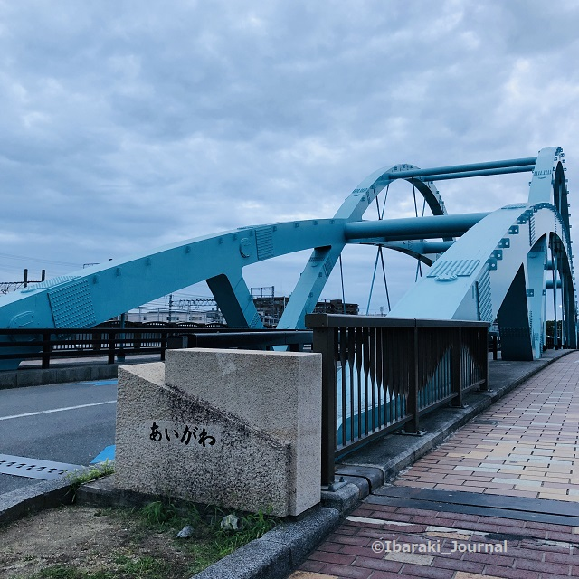0916安威川の西河原新橋IMG_6557