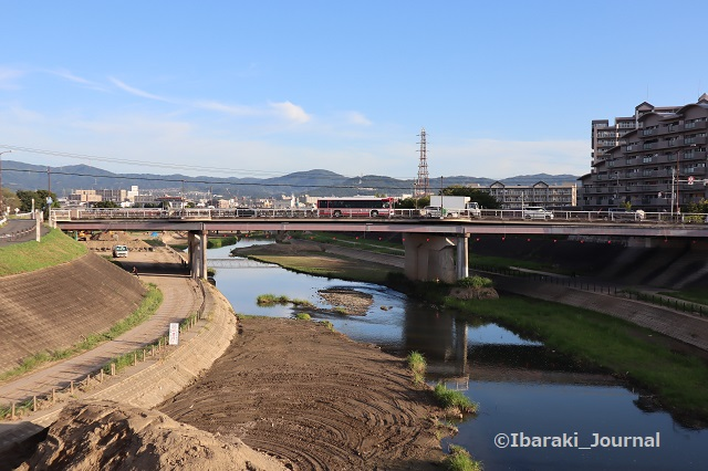 20200915五十鈴橋の北に先鉾橋見えるIMG_4435