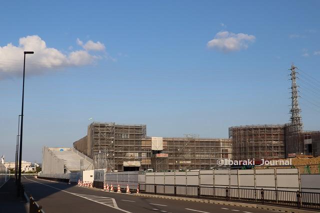 0921太田のイオンの工事風景IMG_4697