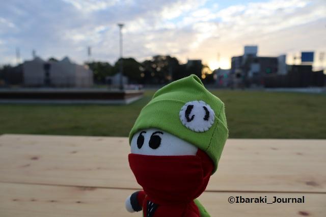 1007にんじゃる芝生広場でIMG_5144