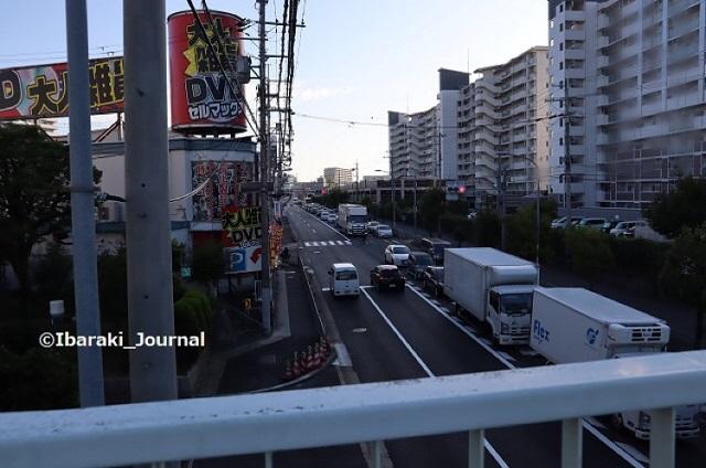 1002歩道橋から京都方面2IMG_4978