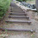 1017彩都西公園階段でIMG_5603