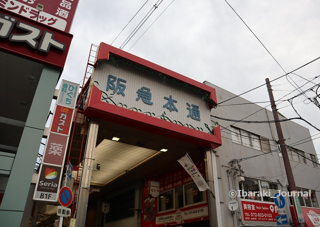 1019阪急本通商店街東入り口IMG_5667