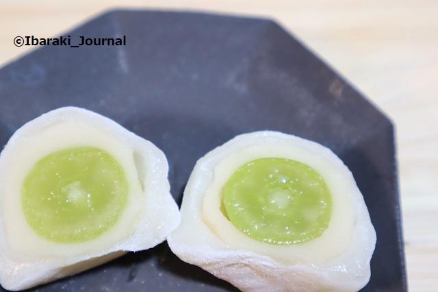 寿屋餅店マスカット大福のなかIMG_6562