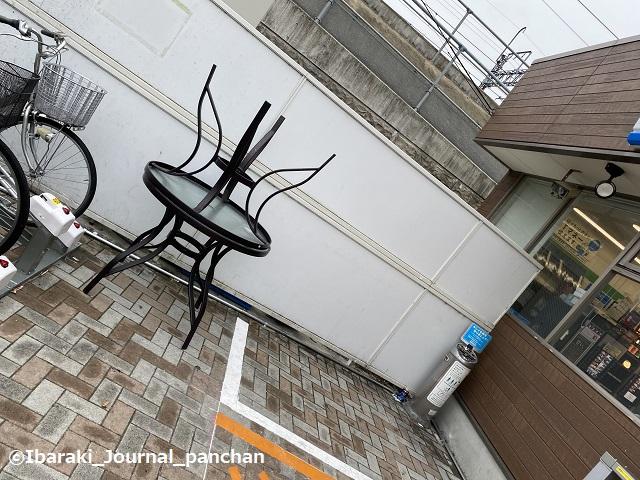 総持寺ファミマ202011-1灰皿