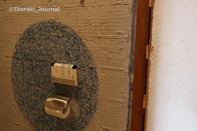 nein9トイレの壁面IMG_6245