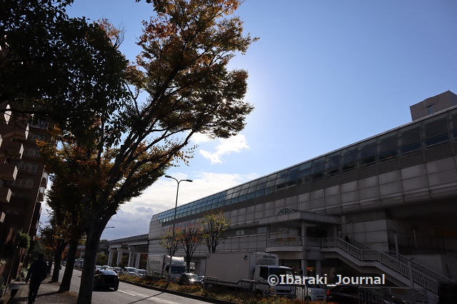 阪大病院前駅のところIMG_6596